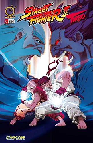 Street Fighter II Turbo #4 (English Edition) de [Siu-Chong,