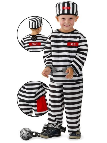 Speel Goed 21870-Verkleid Set Boef by Speelgoed