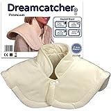 Best Shoulder Wraps - Dreamcatcher Neck and Shoulder Electric Heating Pad, Cream Review