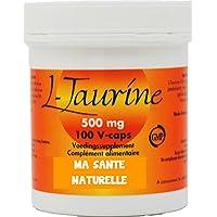 L-TAURINE 500 mg + B6-100 Cápsulas vegetales