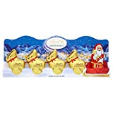 Lindt Santa Sleigh 50 g (Pack of 4)