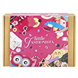 Best Toys For 5 Year Old Girls - LITTLE FASHIONISTA 2-in-1 Girl Craft Kit: For Girls Review