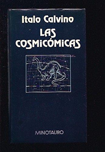 Las Cosmicomicas/Cosmicomics por Italo Calvino