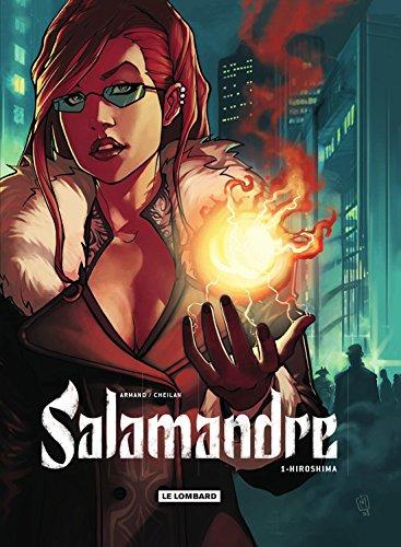 Salamandre - tome 1 - Hiroshima