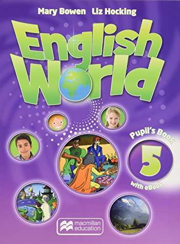 English World Level 5 Pupil's Book eBook Pack