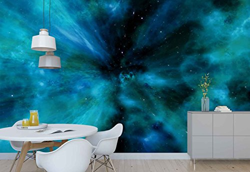Vlies Fototapete Fotomural   Wandbild   Tapete   Platz Universum Galaxis    Thema Sterne Und Weltraum
