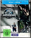 Jurassic World (Exclusiv SE/Steelbook - Edition Rooney Mara) Blu-ray