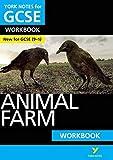 Animal Farm: York Notes for GCSE (9-1) Workbook: Grades 9-1