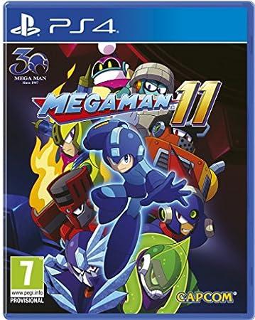 Megaman 11 para PlayStation 4 - Edición Estándar