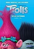 Trolls (BD 3D + 2D) [Blu-ray]