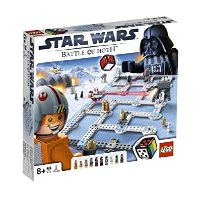 LEGO Juegos de mesa - Star Wars: The Battle of Hoth (3866) de LEGO