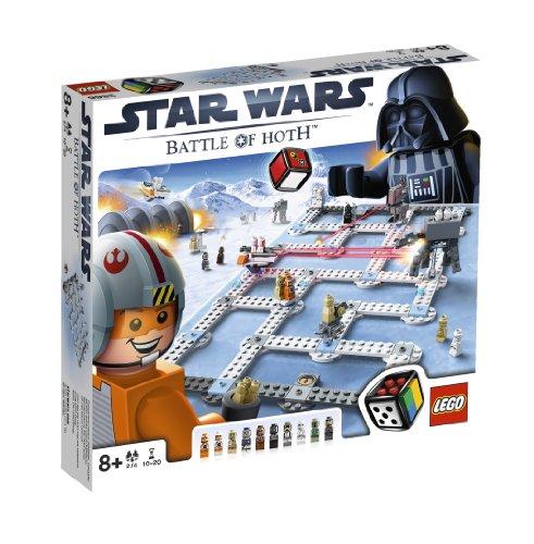 Imagen 2 de LEGO Juegos de mesa - Star Wars: The Battle of Hoth (3866)
