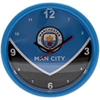 Manchester City F.C. Wall Clock SW Official Merchandise