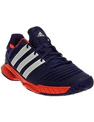Adidas Stabil 11 Adipower interior del zapato-Amazonas púrpura / blanco / rojo solar-10