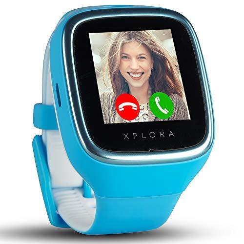 XPLORA 3S - Teléfono Reloj Resistente al Agua, RTOS, Bluetooth, SOS, GPS...