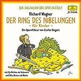 Der Ring des Nibelungen für Kinder -