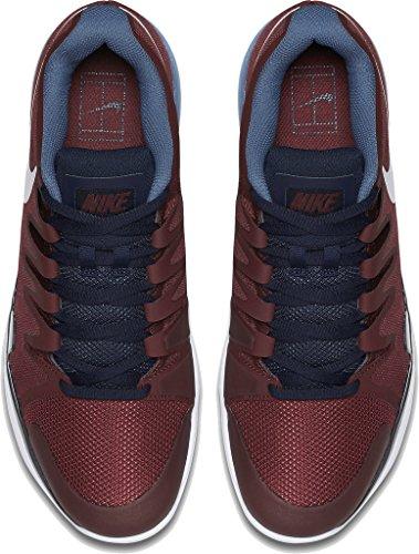 Nike Zoom Vapor 9.5 Tour, Baskets Rouges Pour Hommes (rouge (team Red / White-obsidian-ocn Fg)) (blanc)