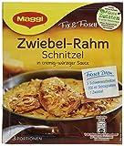 Maggi fix und frisch für Zwiebel Rahm Schnitzel, 17er Pack (17 x 35 g)