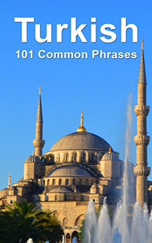 Turkish: 101 Common Phrases (English Edition)