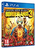 Borderlands 3 - Edición Deluxe, PlayStation 4, Disc