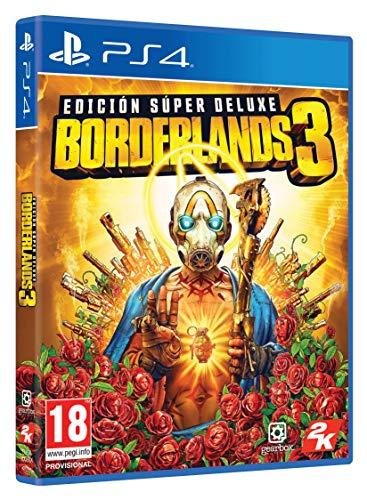 Borderlands 3 - Edición Súper Deluxe