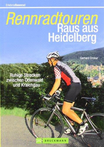 Rennradtouren Raus a. Heidelberg: Ruhige Strecken zwischen Odenwald und Kraichgau