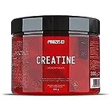 Prozis Creatine Monohydrate - Sabor Limón y Lima - 300 gr - Perfecta para deportistas y atletas de fuerza y estética. Prozis: Lider en Suplementación.