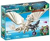 Playmobil- Furia Diurna y Bebé Dragón con Niños Juguete, (geobra Brandstätter 70038)