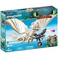 Playmobil Playmobil-70038 Dragons Set de Juego Furia Diurna (70038)