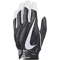 Nike Vapor Knit - Guantes de punto para posición 2017, color negro y blanco, talla grande