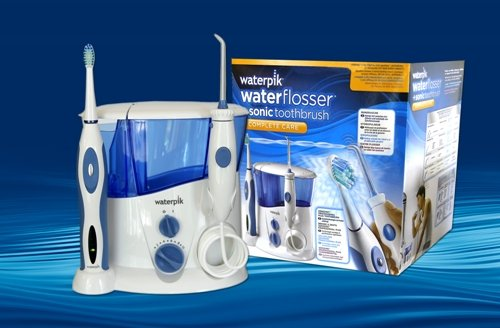 Waterpik Dental-Center Complete Care WP-900E1 + 20ml Meridol Probe