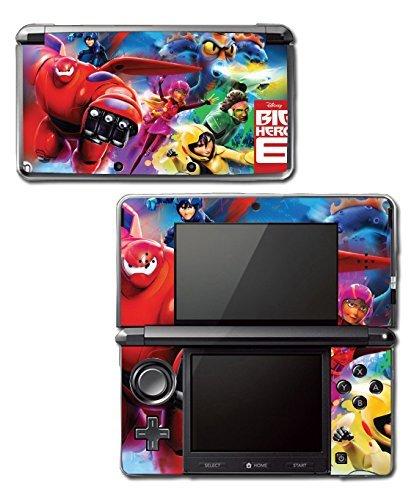 ax Video Game Vinyl Decal Skin Sticker Cover for Original Nintendo 3DS System by Vinyl Skin Designs ()