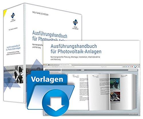 Ausführungshandbuch für Photovoltaik-Anlagen: Premium-Ausgabe