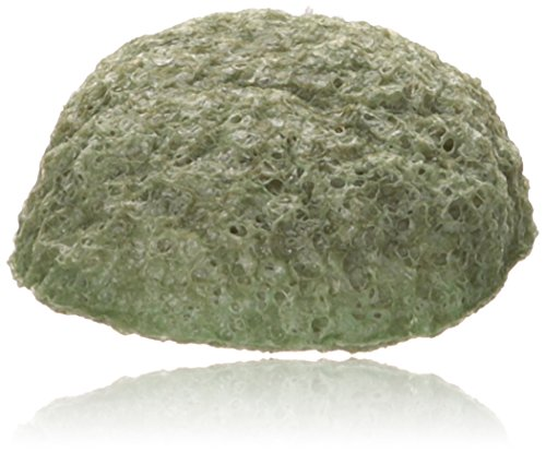 the-japanese-konjac-sponge-green-tea-puff-by-the-japanese-konjac-sponge