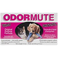 Odormute Pet Odor Eliminator, Unscented - 15 oz by Odormute