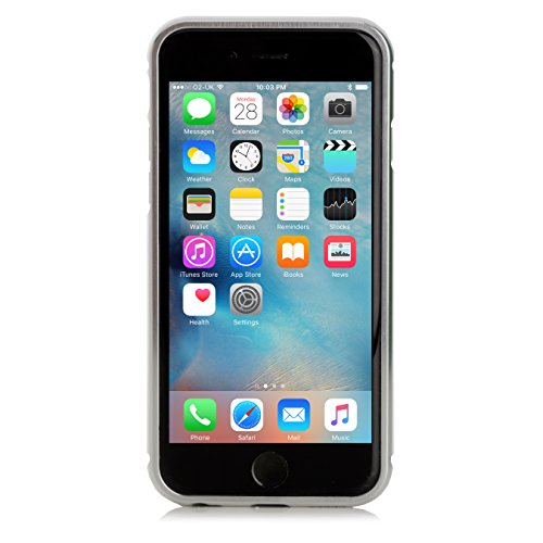 Arktis iPhone 6 6s MirrorCase - Gunmetal Gunmetal