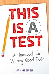 This Is a Test by Jan Gleiter (2014-01-07)