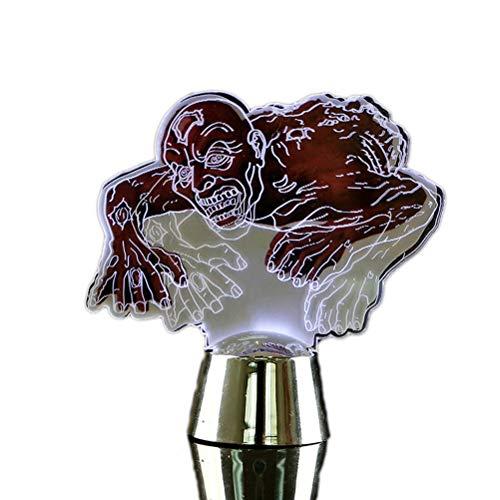 mbie Licht LED Leuchten Halloween Dekorationen Schreibtischlampe Nachtlicht ()