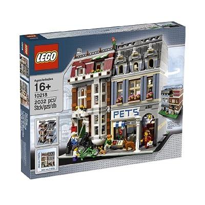 LEGO Creator 10218 - Tienda de Mascotas por LEGO