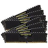 Corsair Vengeance LPX - Módulo de memoria XMP 2.0 de alto rendimiento de 64 GB (8 x 8 GB, DDR4, 2133 MHz, C13) color negro