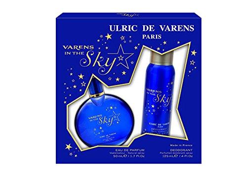 ULRIC DE VARENS Coffret Varens In The Sky Edp 50 ml + Deo 125 ml