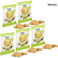 Heavenly Tasty Galletas Mini de Manzana 30g Pack de 5