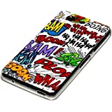 deinPhone Sony Xperia Z3 Compact SILIKON CASE Hülle Comic Boom