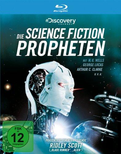 Die Science Fiction Propheten [Blu-ray] hier kaufen
