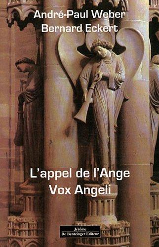L'APPEL DE L'ANGE