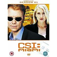 CSI: Miami - Complete Season 1