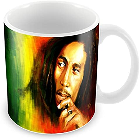 Mug Bob marley leggenda Rastafari musica reggae jamaica