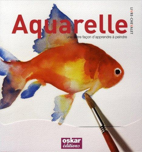 Aquarelle : Une autre façon d'apprendre à peindre par David Sanmiguel