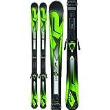 K2 All-Mountain Ski schwarz 170