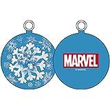 Marvel sdtmar20283–Boule de Noël, couleur bleu